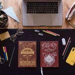 Harry Potter – Notes Quidditch prezent dla dziecka