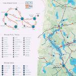 Mapa Zdrapka – Szlakiem Wielkich Jezior Mazurskich prezent na urodziny