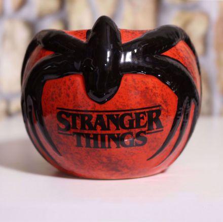 Stranger Things – Kubek Demogorgon 3D gadżety z serialu dla dziewczyny
