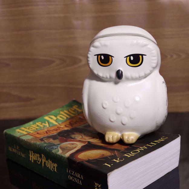 Harry Potter – Kubek Hedwiga 3D prezent dla chłopaka