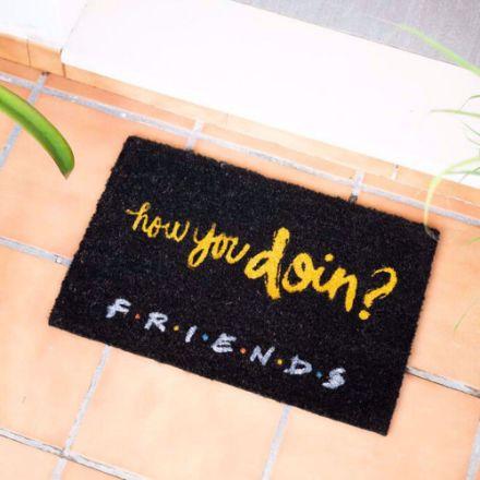 Wycieraczka Friends – How You Doin prezent dla dziewczyny