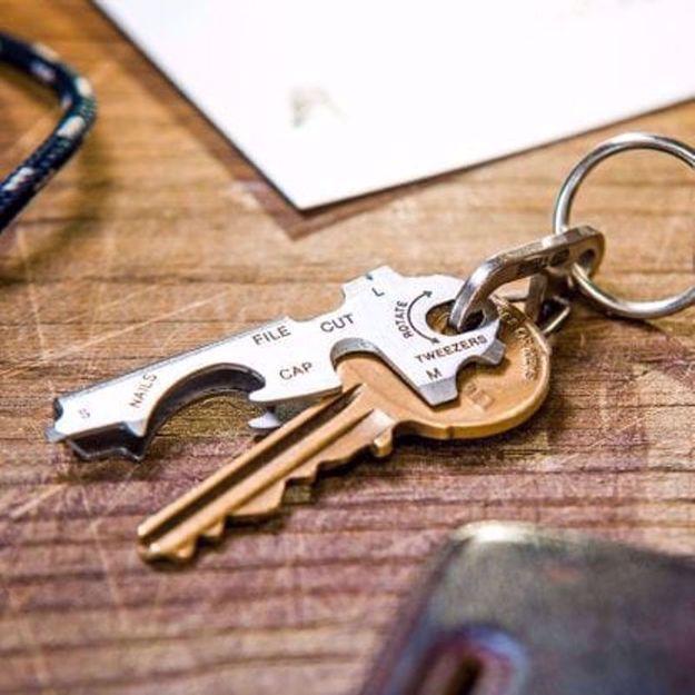 Wielofunkcyjna Nakładka na Klucz True Utility prezent dla szefa