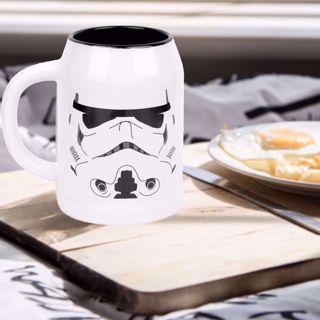 Ceramiczny Kufel Stormtrooper prezent dla brata gwiezne wojny
