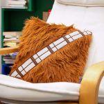 Poduszka na łóżko Chewbacca gwiezdne wojny