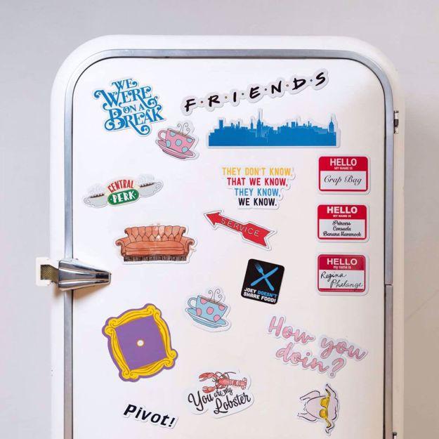 Friends – Magnesy na Lodówkę prezent dla najlepszej przyjciółki friends symbol przyjaźni