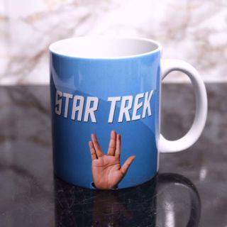 Kubek Spocka kubek z bohaterem filmu Star Trek
