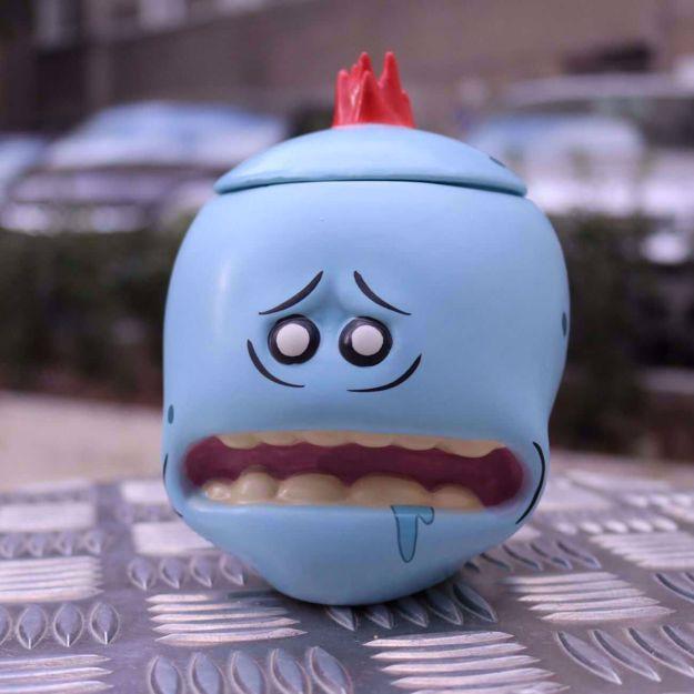 Rick & Morty – Kubek Miszuk 3D gadżety licencyjne rick and morty
