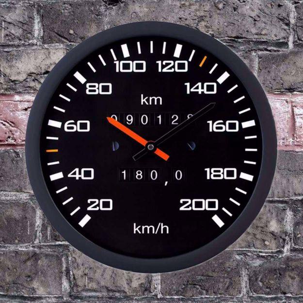 Zegar Prędkościomierz prezent dla męża pod choinkę