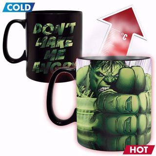 Obrazek Outlet  Magiczny Kubek Hulk Miażdżyć