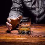 Etui na Whisky ze Szklankami prezent dla chłopaka