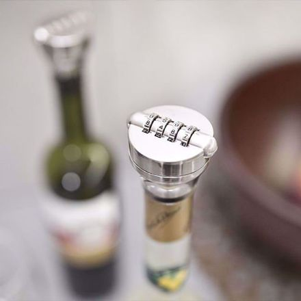 Strażnik do Wina zatyczka do butelki wina