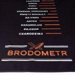 Brodometr – Fartuch do Golenia Brody prezenty dla brodacza