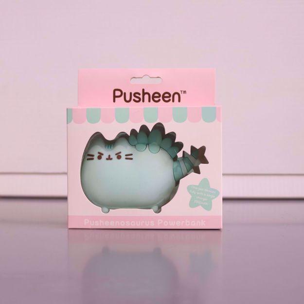 Outlet Powerbank – Pusheenosaur