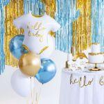 Balon Foliowy Body – Hello Baby balony na powtanie dziecka w domu