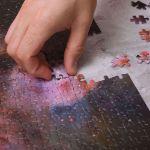 Puzzle NASA – Galaxy Pink prezent dla dziadka