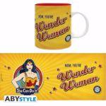 Kubek Wonder Woman Mom prezent dla żony od dzieci