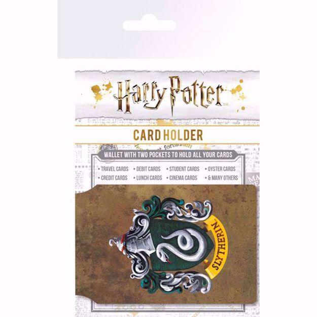 Harry Potter – Wizytownik Slytherin gadżety dla fana harrego pottera