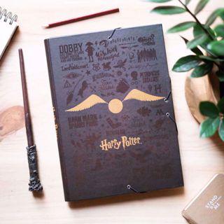 Harry Potter - Teczka A4 gadzety na uczelnie