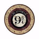 Harry Potter - Zegar Ścienny gadżety Harry Potter do domu