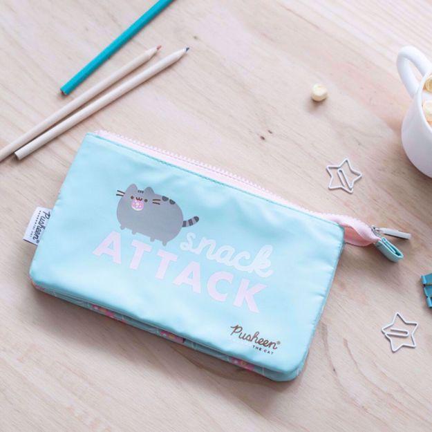 Pusheen - Piórnik Snack Attack prezent dla siostry