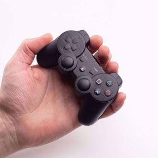 Playstation - Antystresowy Kontroler Czarny  antystresowy gniotek pad
