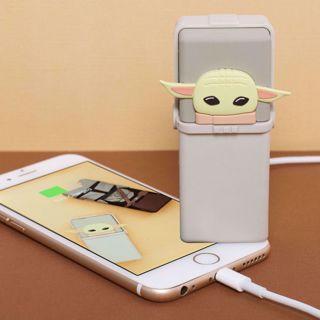 PowerSquad – Powerbank Baby Yoda  powerbank mandalorian