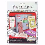 Friends - Zestaw Naklejek  gadżety z serialu friends