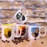 Harry Potter – Kubki do Espresso kubki do kawy Hogwart