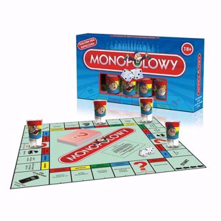 Gra Monopolowy  gry na wieczór kawalerski