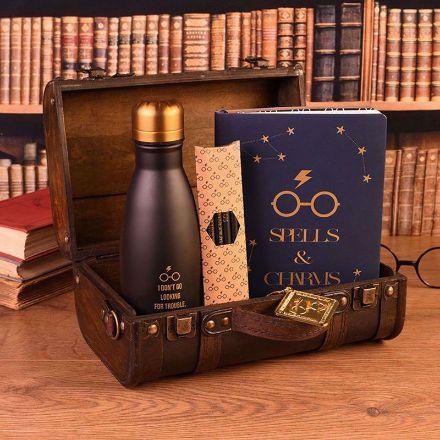 Harry Potter – Magiczny Kufer z Prezentami Premium zestaw prezentowy Harry Potter