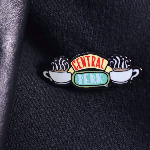 Friends – Central Perk – Przypinka pin friends