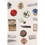Harry Potter - Zestaw 21 Magnesów gadżety Hogwart