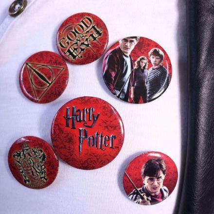 Harry Potter – Przypinki akcesoria harry potter