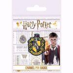 Harry Potter – Przypinka Hufflepuff gadżety hufflepuff