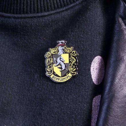 Harry Potter – Przypinka Hufflepuff metalowa przypinka hufflepuff