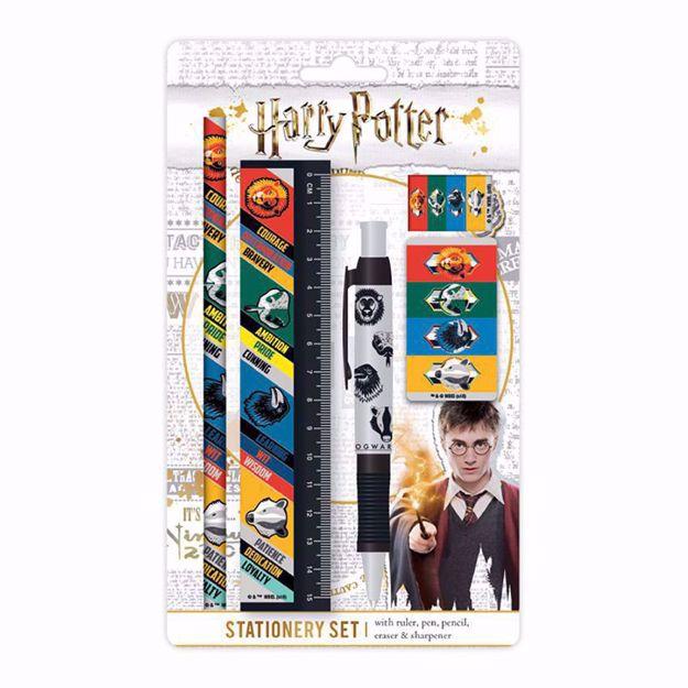 Harry Potter – Herby Hogwartu – Przybory Szkolne harry potter stationary set