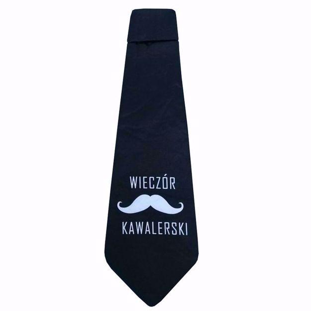 Krawat – Wieczór Kawalerski krawat dla pana młodego