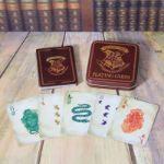 Harry Potter – Karty do Gry Hogwart karty Hogwart