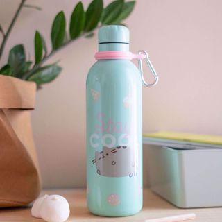 Pusheen Foodie – Metalowa Butelka Termiczna pusheen butelka z kotem