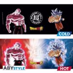 Dragon Ball – Magiczny Kubek – Goku vs Jiren magiczne kubki zmieniające kolor