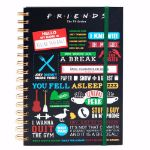 Friends – Notes A5 – Infographic friends wiro notebook a5