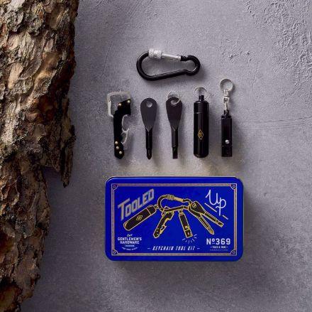 Niezbędnik Podróżny – Keychain Tool Kit prezent dla wojskowego