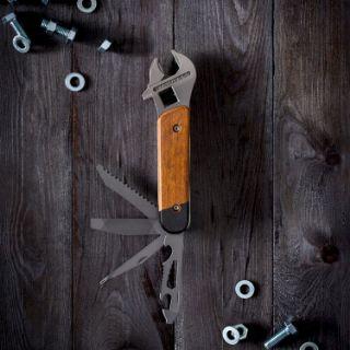 Multitool z kluczem Nastawnym – 9w1 praktyczny prezent dla mężczyzny