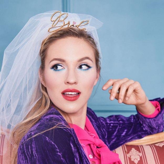 Opaska Bride z Welonem headband bride with veil