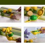Vinbouquet - Wyciskacz do Cytrusów ręczny wyciskacz do cytryn