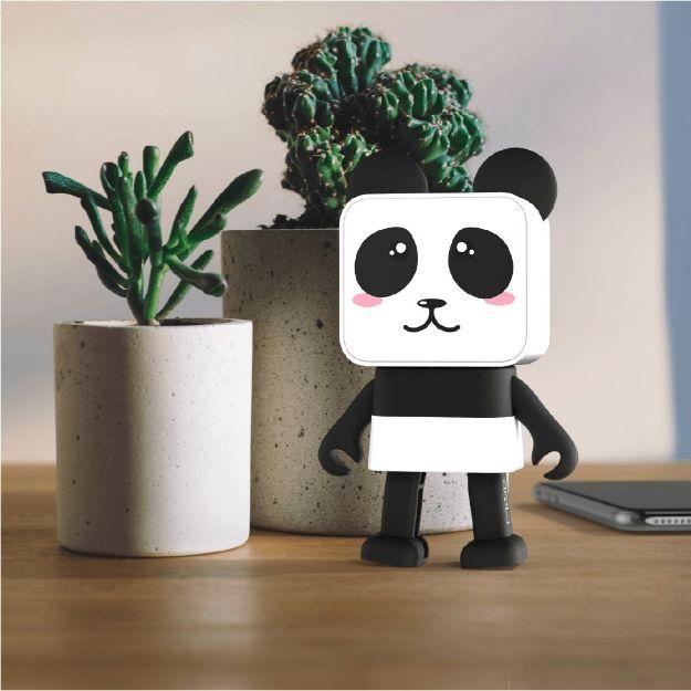 Tańczący Głośnik – Panda ruszający się głośnik bluetooth