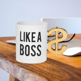 kubek like a boss prezent dla szefa