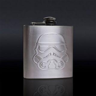Piersiówka Stormtrooper gadżety do alkoholu