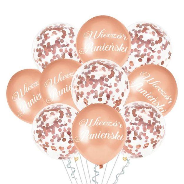 Zestaw Balonów – Wieczór Panieński wieczór panieński balony