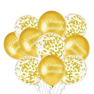 Zestaw Balonów – Wieczór Panieński balony na panieński